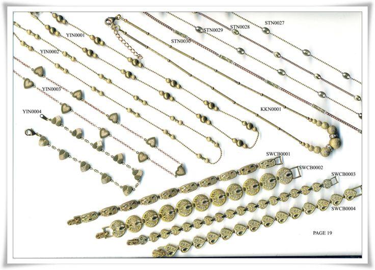 brass chain 19