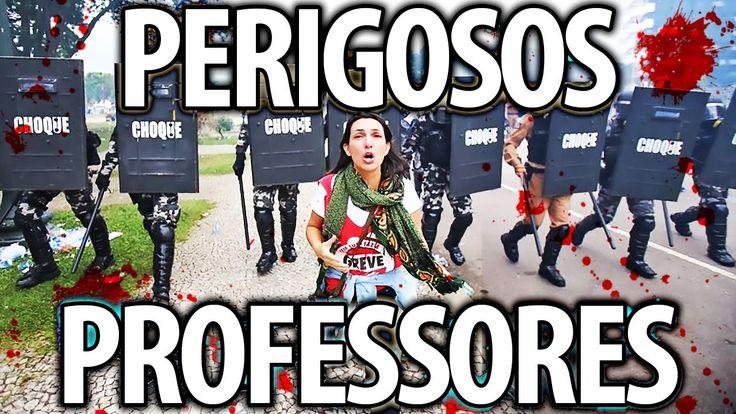 Bostaço: Perigosos Professores
