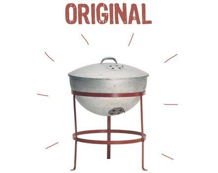 Geschiedenis van de Weber BBQ
