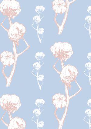 Cotton print - traditional