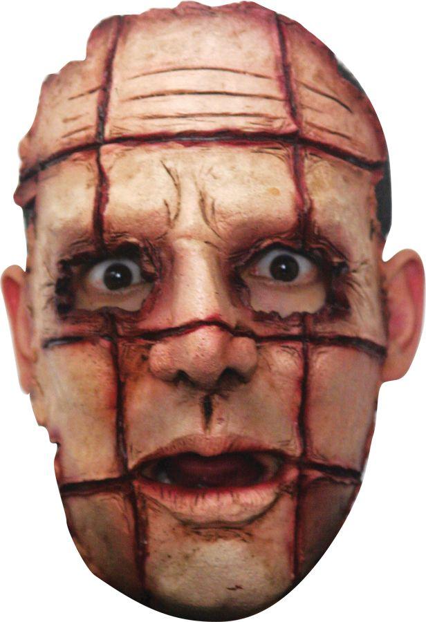 serial killer scary mask halloween