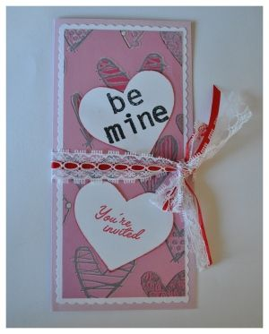 24 Best Images About Valentine 39 S Day Diy Invitations