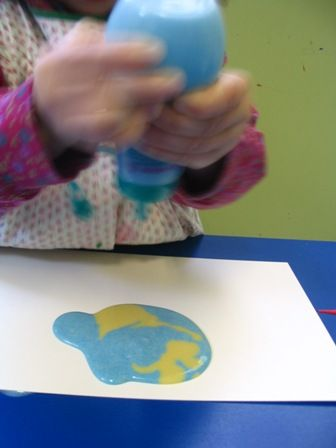 Make and Play with Puffy Paint (and a Recipe) - The Artful Parent