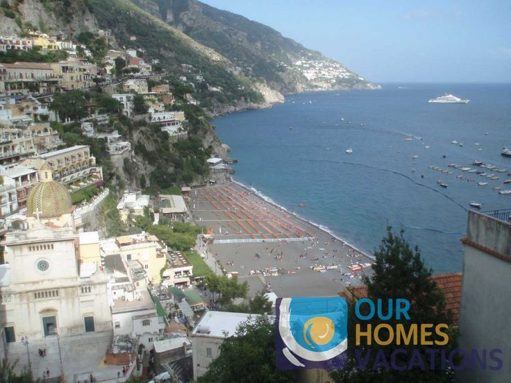 casa Stretta apartments in Positano centre