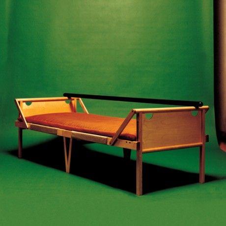 Folding Sofa Bed Ospite Vico Magistretti Sofa Bed | Nuji