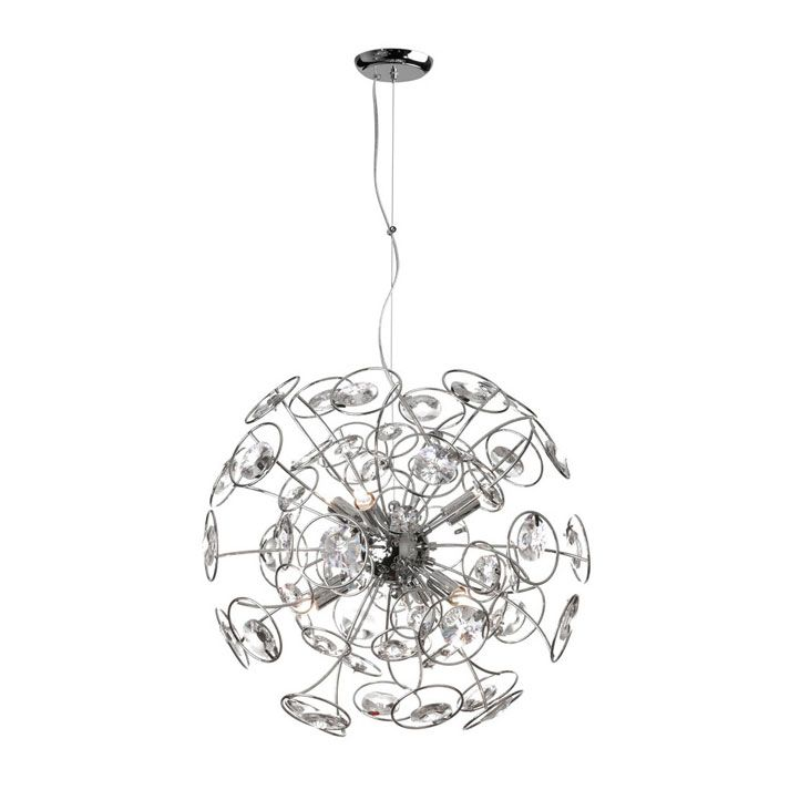 Crystal Chandelier €¹ Kinetic Lights