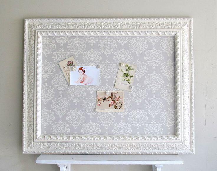Wedding Escort Board Ideas : Memo board kitchen organizer magnet wedding escort card holder
