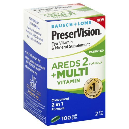 Preservision Areds2 Soft Gels 100 Count Soft Affiliate Sponsored Gels Count Ad Eye Vitamins Multivitamin Vitamins