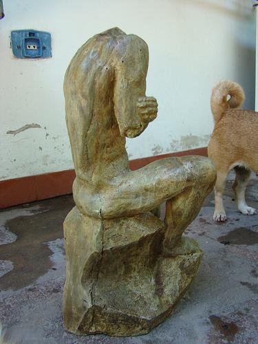 Cesar, Fotos, Skulpturen, Sculptures