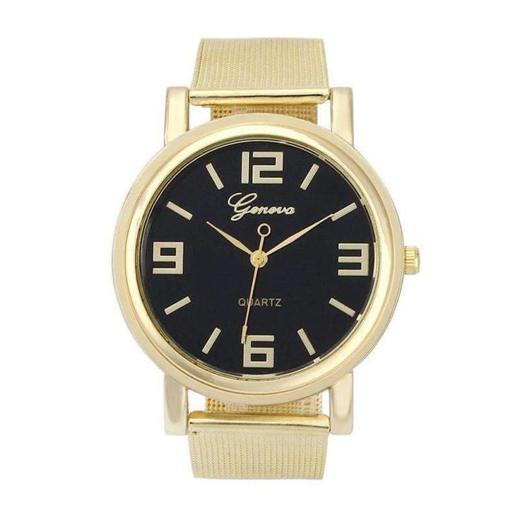 Stainless Steel Mesh Watches
