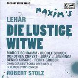 Lehar: Die Lustige Witwe [CD]