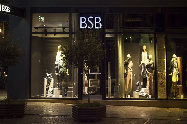 Shopping night out at our Ermou Str. store! #BSB_stores