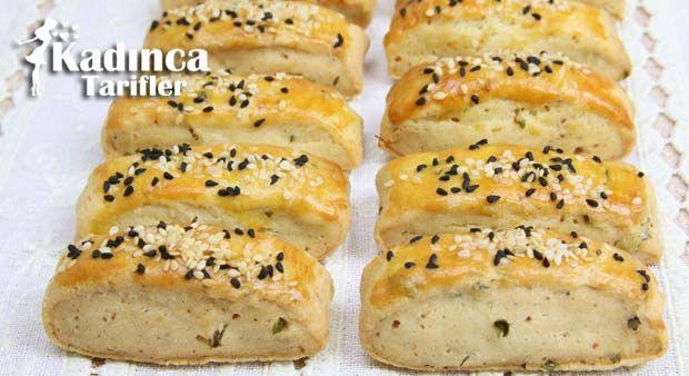 Mikserle Çırpılan Peynirli Çörek Tarifi | Kadınca Tarifler | Kolay ve Nefis Yemek Tarifleri Sitesi - Oktay Usta