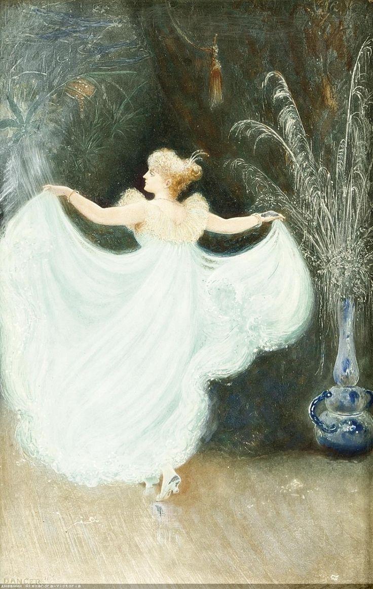Art — LUDLOW Henry Stephen (Hal) (British, b.1861)