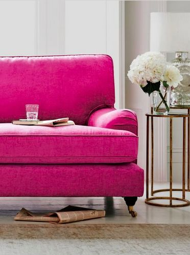 Pretty Pink Sofa Find Your Style And Inspiration At Next