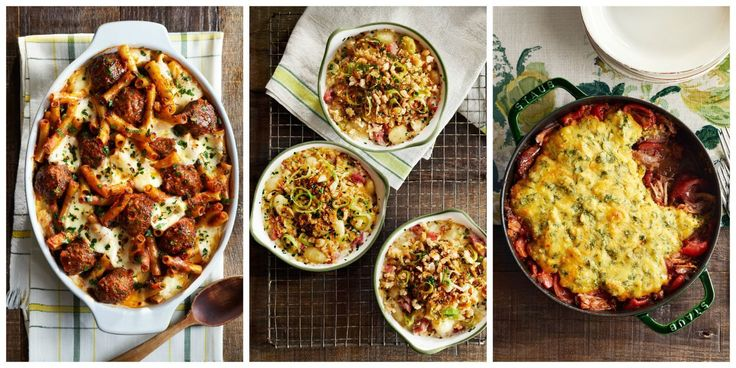 41 Easy Casserole Recipes For Busy Nights  - CountryLiving.com