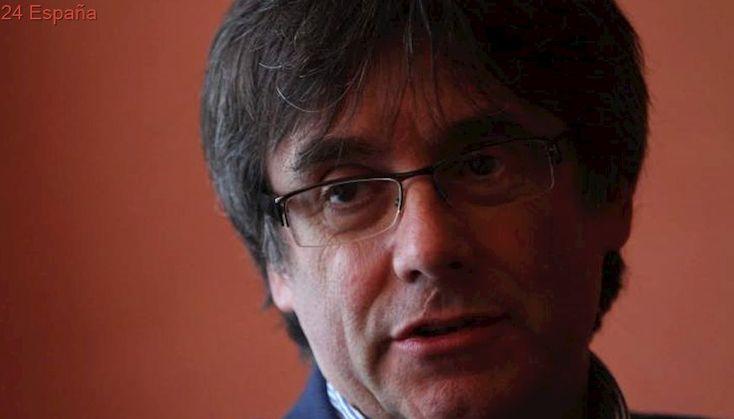 """Puigdemont: """"Lo que hay que esperar al final de la jornada es que se recupere la democracia"""""""