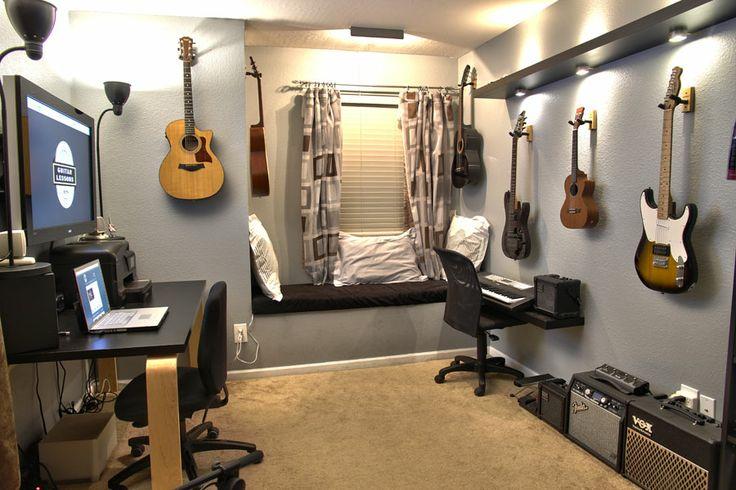 34 Best Music Images On Pinterest Guitar Room Music