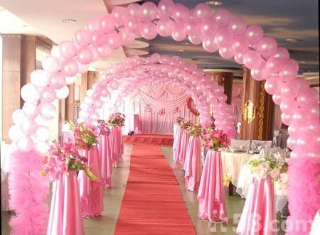 Balloon Decorations For Parties