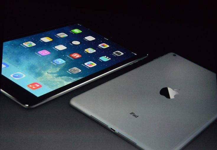 Super nice The iPad Air,the fifth-generation iPad tablet