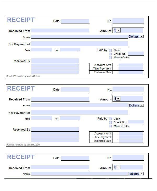 Printable Loan Payment Voucher Template In 2021 Brochure Design Template Receipt Template Templates Free Design