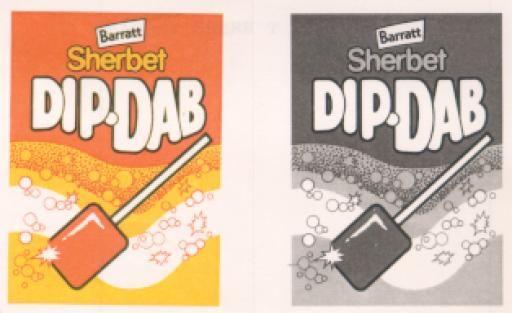 Barratt Sherbet DIP.DAB by Tangerine Confectionery Limited | UK Trademark No.2161699 | UK Online Trademark Filing | Trade marks UK | Trademarken |