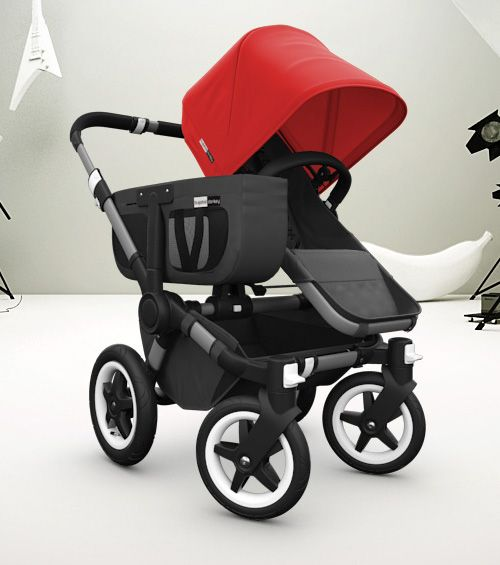 This is the coolest stroller! Love how it converts to so many things. Wish is was cheaper!