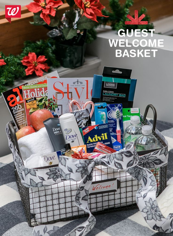 Be The Best Host This Holiday And Welcome Guests With Goodies That Will Make  Them Feel