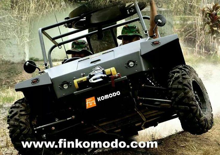 Fin Komodo Military Version