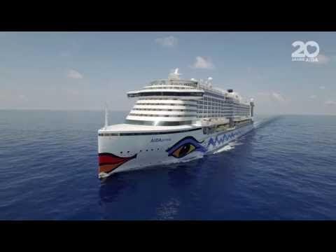 Neues Flaggschiff AIDAperla kommt bereits ab Juli ins westliche Mittelmeer   traveLink.