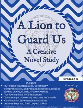 A Lion to Guard Us Flashcards | Quizlet