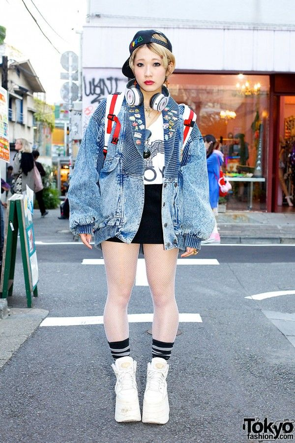 1000 Ideas About Japanese Street Fashion On Pinterest