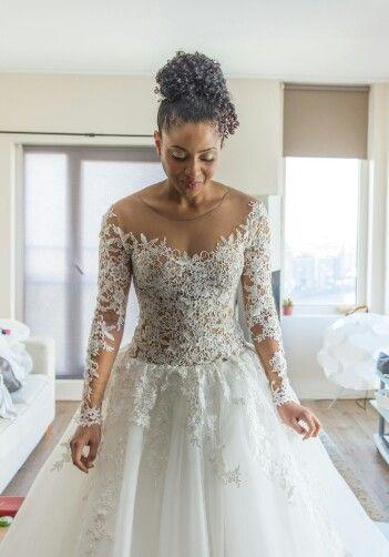 Clarissa Nadine #bride