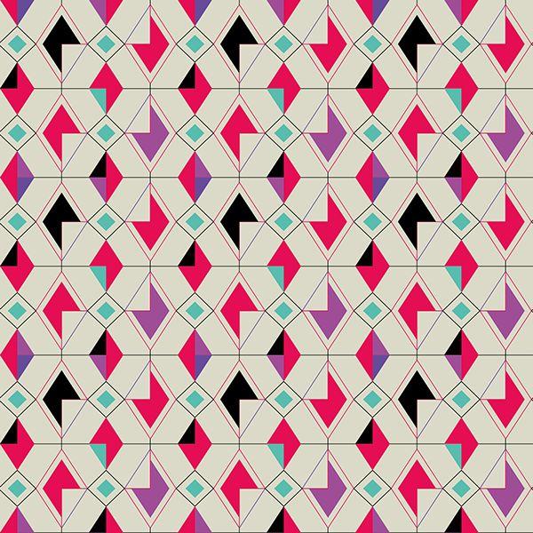 change the pattern color scheme