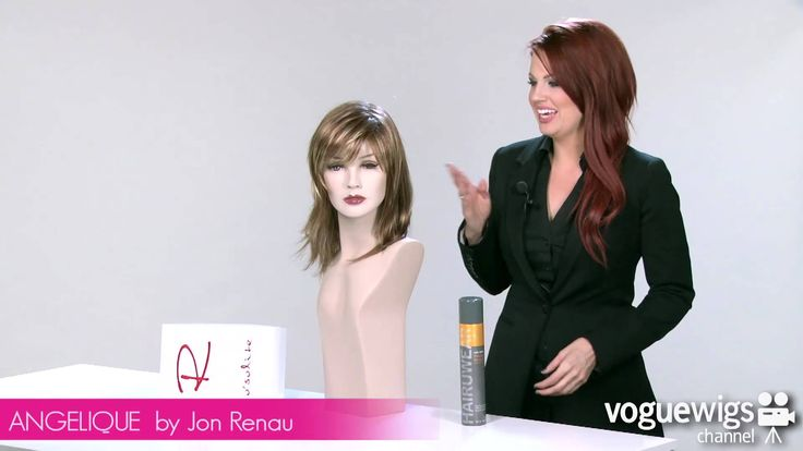 Jon Renau Angelique Wig Review
