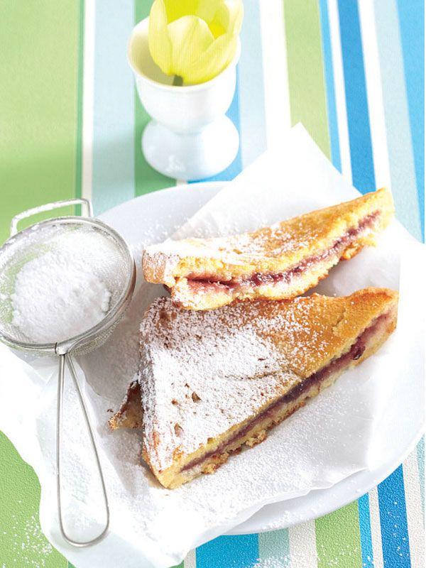 Berry-Filled French Toast