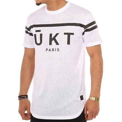 Unkut - Tee Shirt Oversize Winger Blanc - LaBoutiqueOfficielle.com