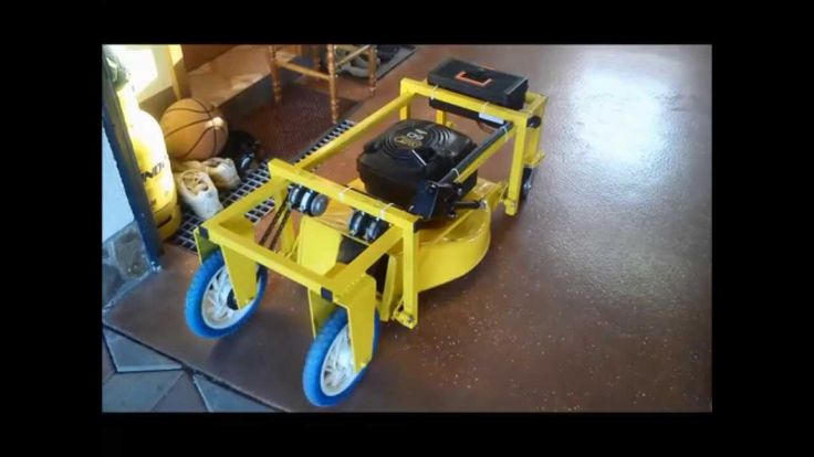 RC LAWN MOWER (LINKS and PARTS)