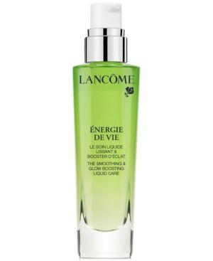 Lancome Energie de Vie Antioxidant & Glow Boosting Liquid Care Moisturizer, 1.7 oz