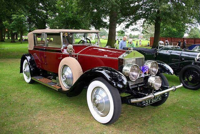 1928 Rolls Royce Phantom , Classic Cars - Rolls-Royce Motor Cars, Goodwood, UK 1904-present)