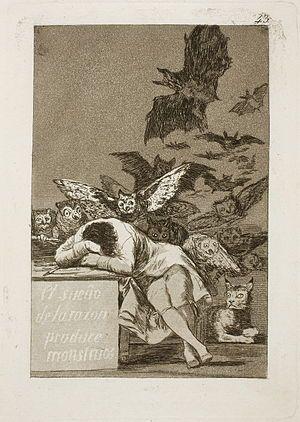 Caprichos - Wikipedia, the free encyclopedia