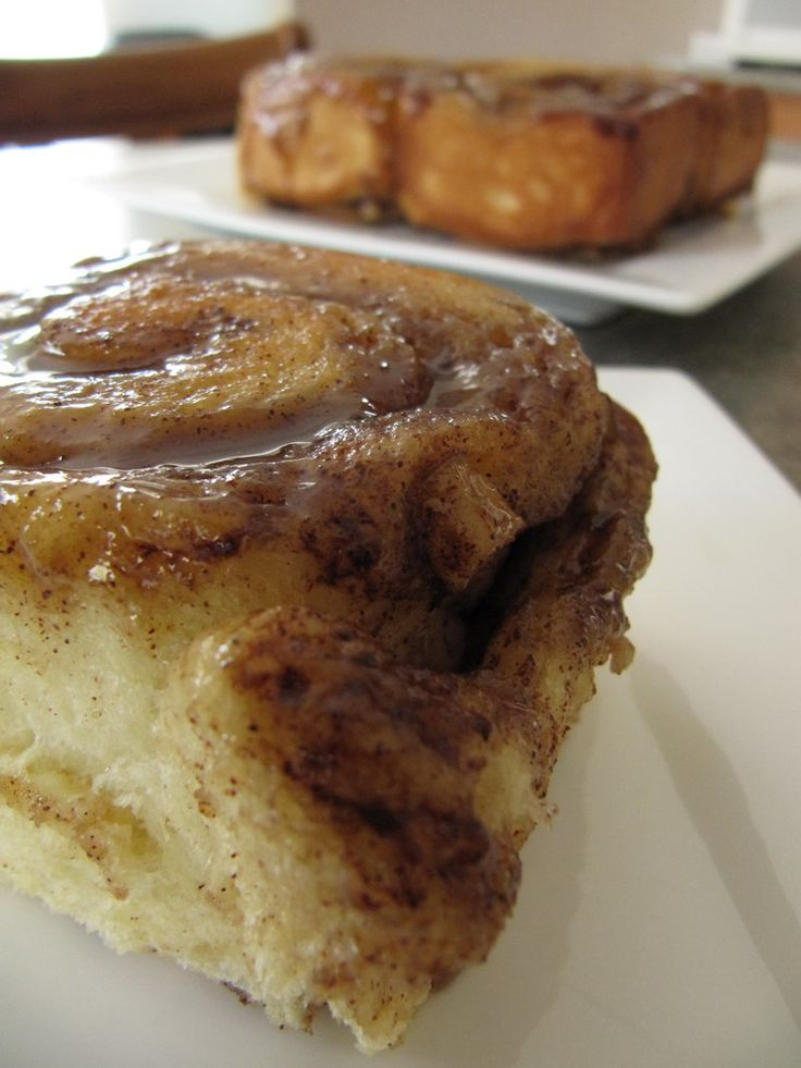 Apple Cinnamon Sticky Buns | Recipe
