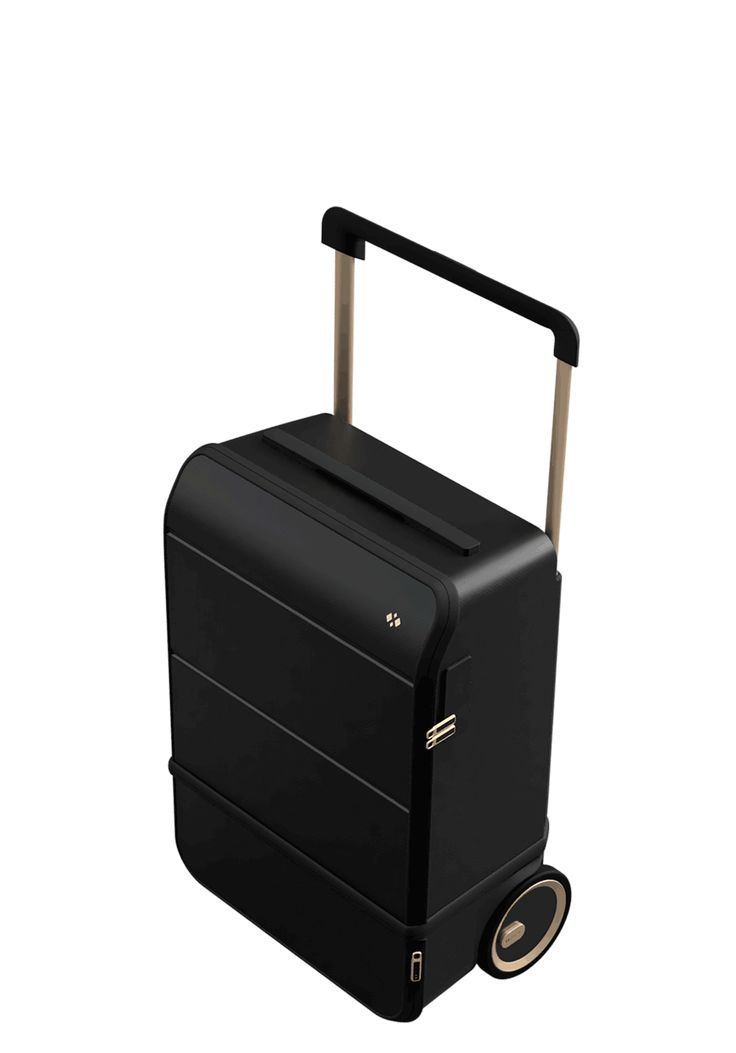 Xtend® Smart Carry-on BLACK COPPER PRE ORDER - Xtend® | Xtend® luggage Euro595