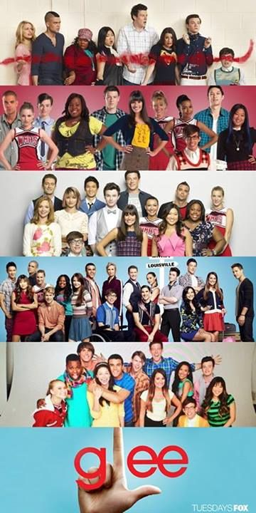 My favorite show. I watched it before Cory died but now I watched it a lot because of what happened. It makes me happy and sad watching it.