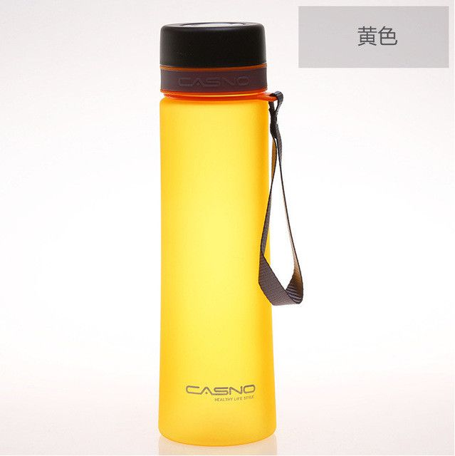 1000ML BPA free Water Bottles Bicycle Camping Cycling Sport Plastic Drink Tea Infuser Water Bottle Shaker Bottle