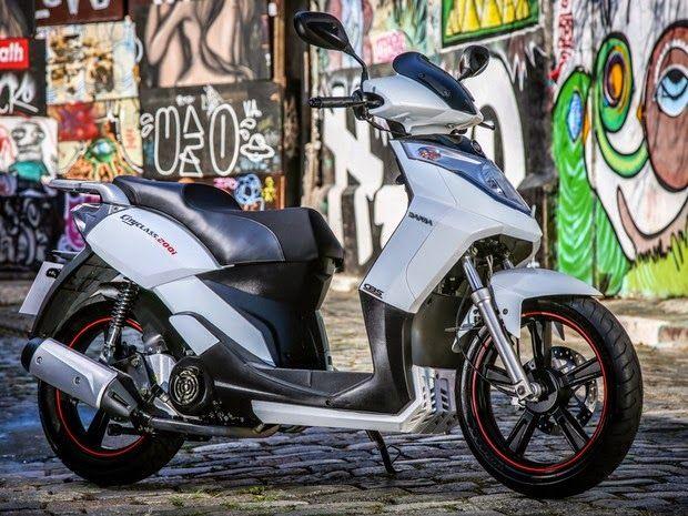R2 MOTOS: Dafra lança Cityclass 200i e promete novo scooter ...