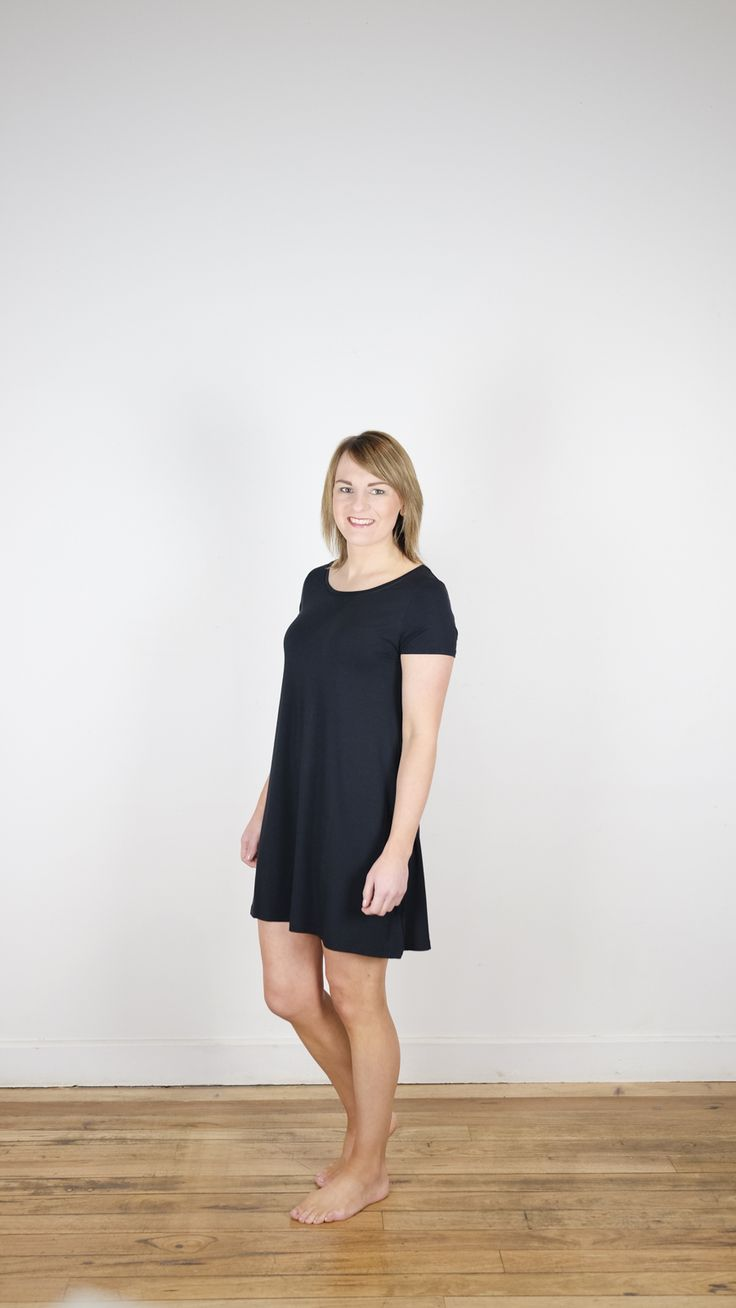 The Tani Swing Dress is the perfect summer piece.  Due to the comfort of this fabric, and the classic style, this garment will be perfect for all occasions, from work to party, cocktail to causal. More about Tani The ecologically sustainable range is made from Austrian beech wood giving the fabric its unique soft feel …