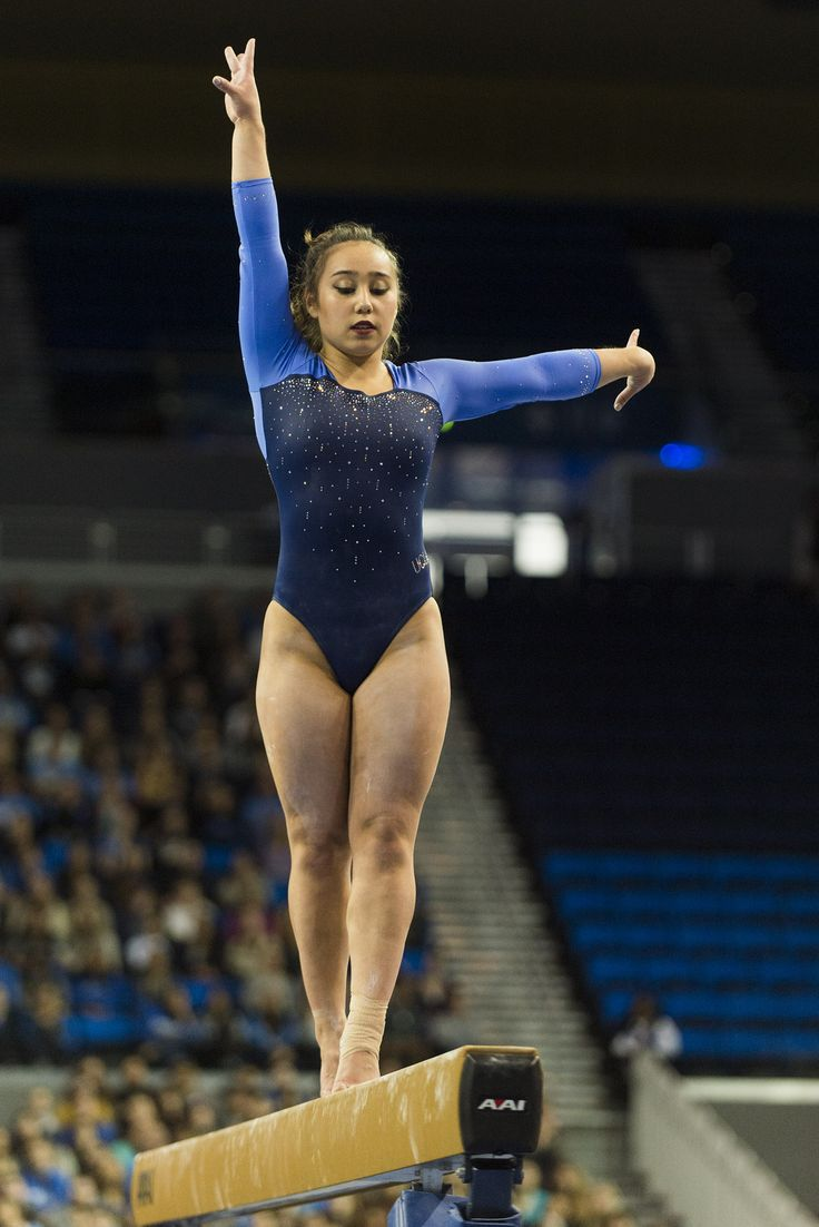 Katelyn Ohashi Ucla Gymnastics