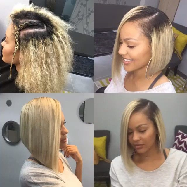 Transformationtuesday Atlstylist Teqnical Styles