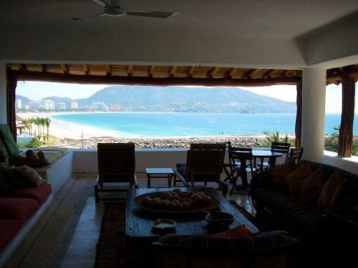 The View to die for / Porto Ixtapa, Morros